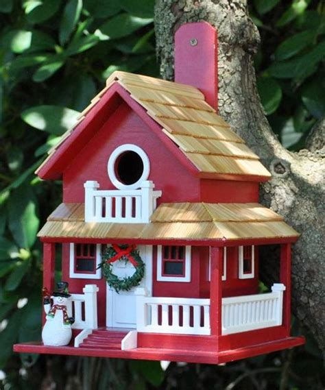 Handmade Birdhouse - salvaged wood birdhouse designs adding beautiful yard
