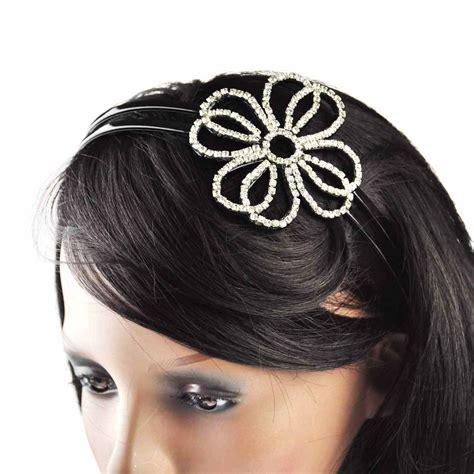 big lace bow head band 큰 레이스 리본 여성 악세사리 sims4 marigold girls lady black crystal rhinestone hairband headband