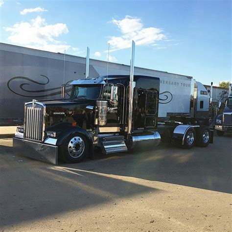 largest kenworth truck kenworth custom w900l semi crazy pinterest rigs