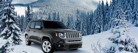 Jeep Winter Jeep 174 Renegade Winter Edition Da Spazio A Torino