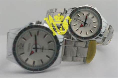 Jam Swiss Army Coupel Black Combi jam tangan jamtangananas