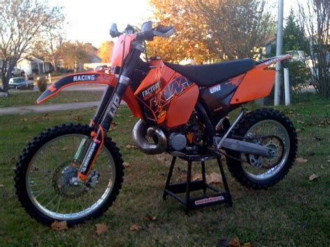 2006 Ktm 250 Xc W Specs 2006 Ktm 250 Xc W 3 200 Or Best Offer 100231923