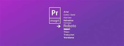 How To Change Fonts In Motion Graphics Templates Motion Array Motion Graphics Templates