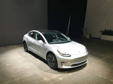 tesla model 3 on sale tesla model 3 appeared for sale on craigslist drivers magazine