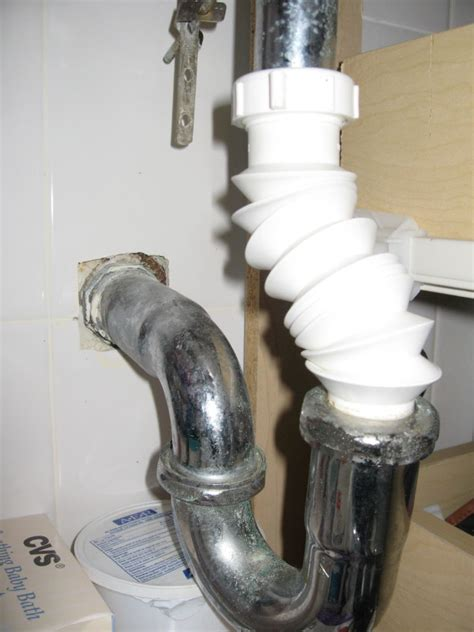 bathroom sink pipe kitchen sink pipes kitchen drain pipes kitchen design