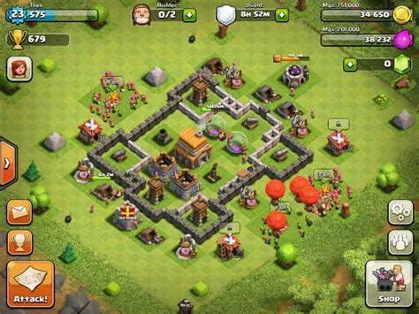 clash of clans layout strategy level 4 clash of clans strategy overview novice