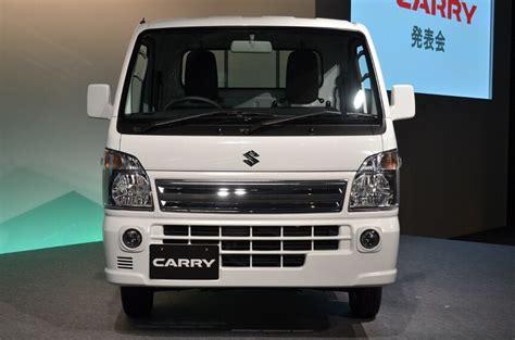 Suzuki Carry New Price صورة واجهة السيارة سوزوكي كاري 2014 المرسال