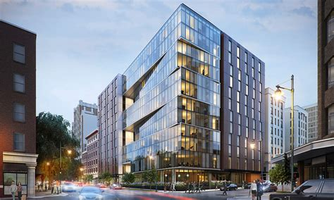 seattle architecture firms three firms collaborate for thompson seattle hotel