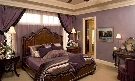 purple master bedroom 15 ravishing purple bedroom designs home design lover