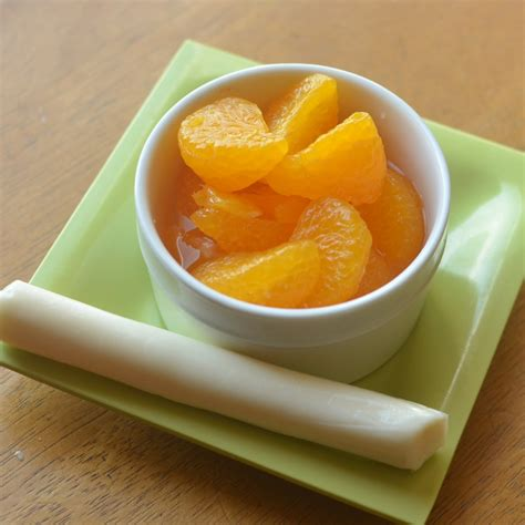 Cheese String string cheese and mandarin oranges healthy