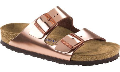 Metallic Sandal birkenstock arizona w sandal metallic