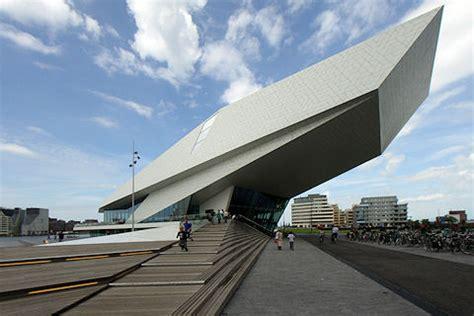 eye institute netherlands реальность и воображение новое здание института кинематографии нидерландов амстердам сергей