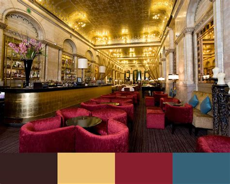 which color is considered to be an appetite suppressant 30 restaurant interior design color schemes design build