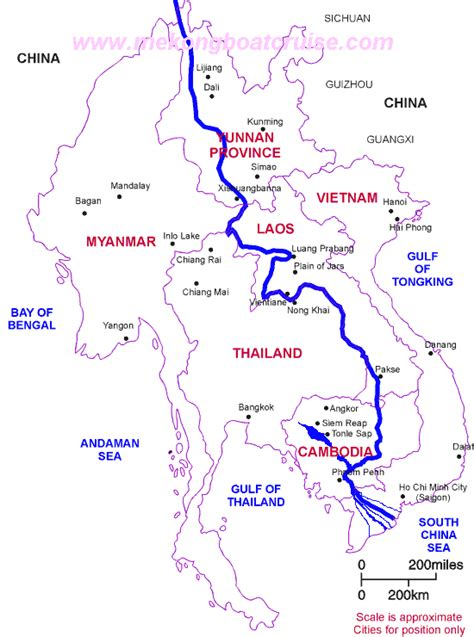 mekong river map winter flooding in the mighty mekong region chiang times language newspaper