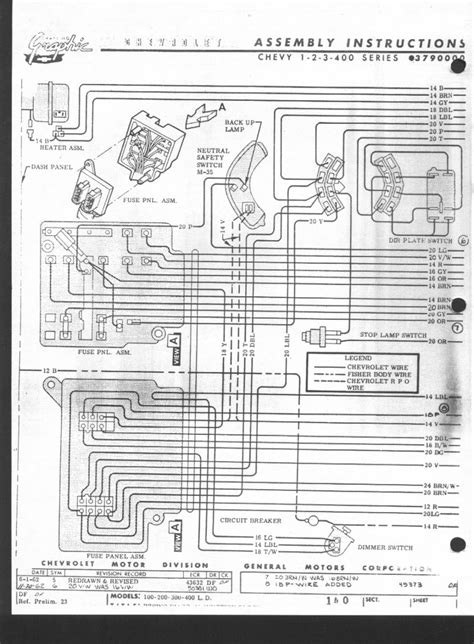 chevy c10 instrument cluster wiring diagram get free image about wiring diagram