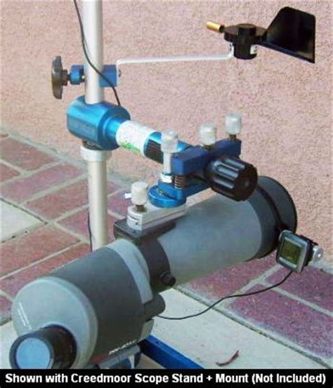 spotting scope bench mount new wind station for prone shooters 171 daily bulletin