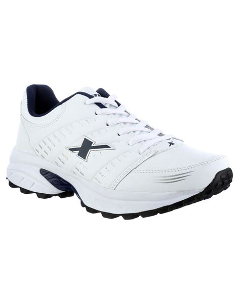 sparx white running sports shoes price in india buy sparx