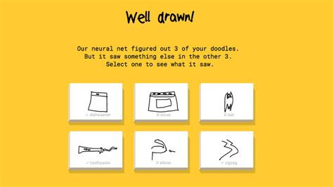 drawing games google quick draw is a fun new game for the a i experiment