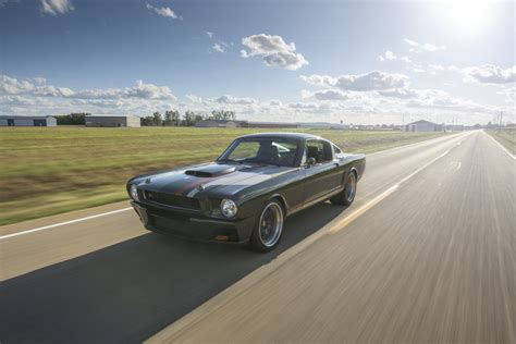 ring brothers carbon fiber mustang 1965 all carbon fiber widebody mustang fastback quot espionage