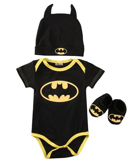 Kaos Batman 8 Boy Clothing newborn infant toddler baby boys clothe bodysuit