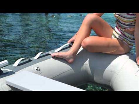 clear bottom boat clear bottom boats by h2eau youtube