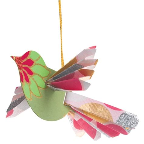 Handmade Paper Birds - pin by heidi hendrickson thompson on and other