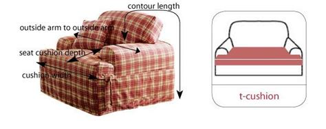 How To Measure For Sofa Slipcovers by Tips On Your Own Chair And Sofa Slipcovers Step