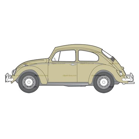volkswagen bug clip vw bug clipart clipart suggest