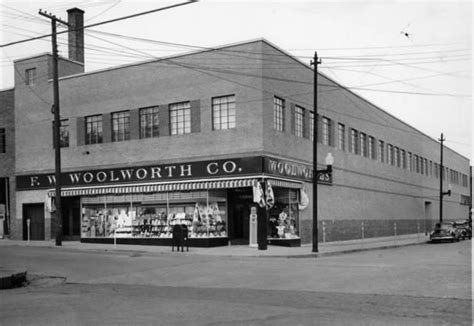 Spanish Houses Woolworth S Used To Be Located On The Northeast Corner Of