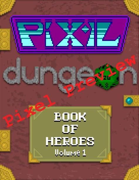 Heroes Volume 1 pixel preview book of heroes volume 1 octopus