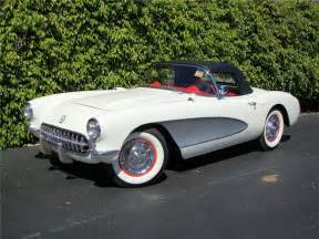 1957 chevrolet corvette convertible 125684