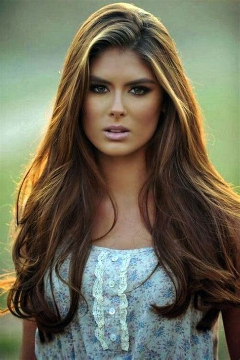 long hairstyles  women feed inspiration