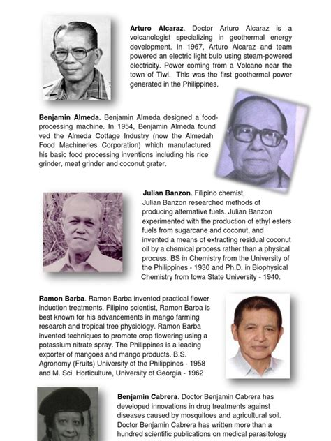 benjamin franklin biography tagalog filipino scientist agriculture science