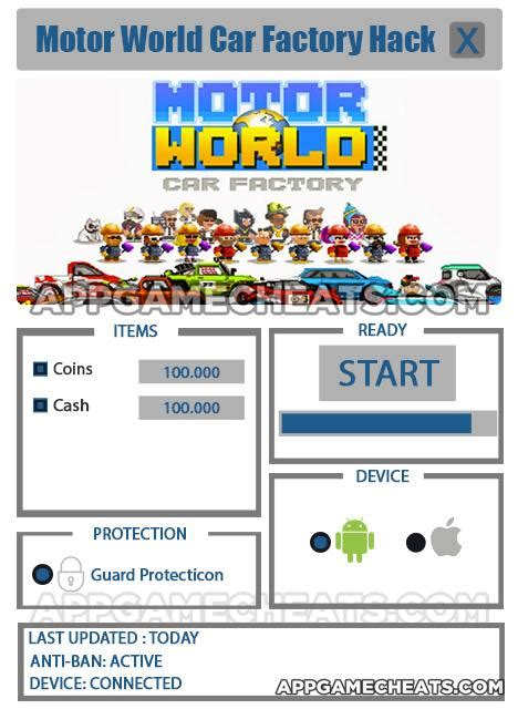 design this home hack cheats for cash coins income appgamecheats com comprehensive motor world car factory cheat update