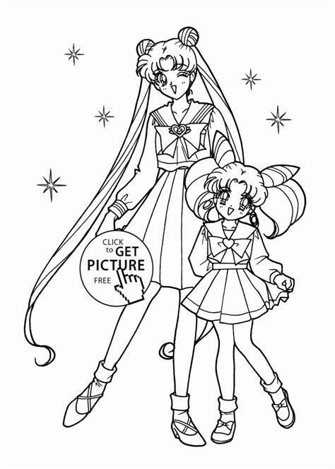 anime coloring book free anime coloring page free printable coloring