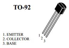 transistor c945 pinout 2sc945 datasheet 2sc945 pdf pinouts circuit weitron technology