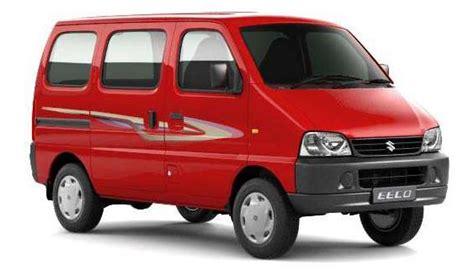 Maruti Suzuki Eeco Mileage Maruti Suzuki Eeco Price Specs Review Pics Mileage In