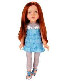 design doll jessica buy chad valley designafriend blue evening dress outfit at