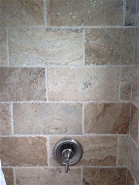 master bathroom chiseled travertine shower http bathroom shower 8x16 tile tumbled picasso travertine