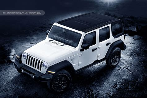 2018 jeep wrangler release date redesign price