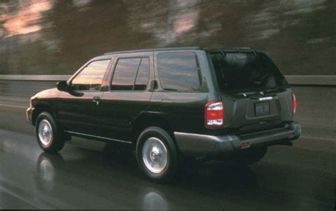 pathfinder nissan 1999 1999 nissan pathfinder information and photos zombiedrive