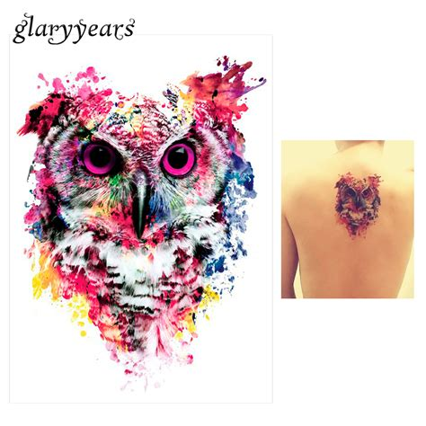 tattoo wholesale buy wholesale owl tattoos from china owl tattoos
