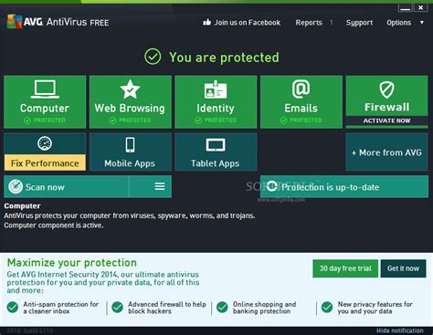 free anti virus tools freeware downloads and reviews from avg antivirus free 2014 review
