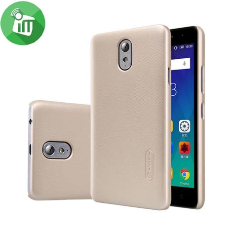 Nillkin Frosted Shield Casing For Lenovo Vibe P1m nillkin frosted shield back cover for lenovo vibe p1m imediastores