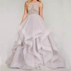 2016 fluffy prom dress backless formal long ball gown ebay