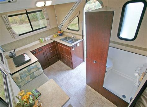 9 amusing popup campers with bathrooms ideas image