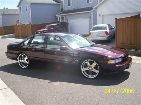 impala ss specs impala ss 1996 specs