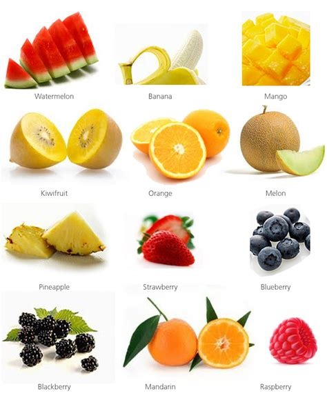 blood type 0 fruits different types of fruit i could use for illustration