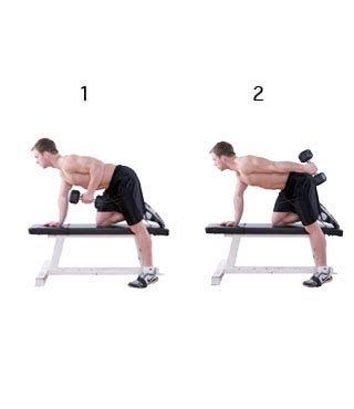 bench kick out upper body workouts workouts