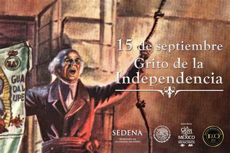 libro el grito de la quot ccvii aniversario del grito de la independencia quot secretar 237 a de la defensa nacional